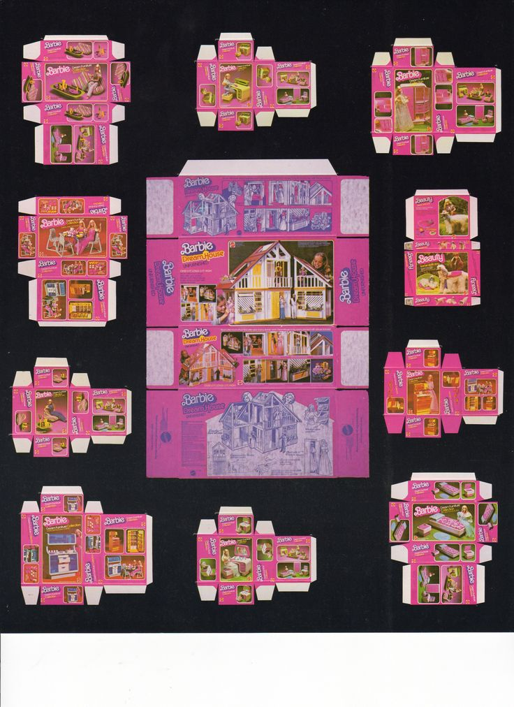Doll Printies Toy Dolls